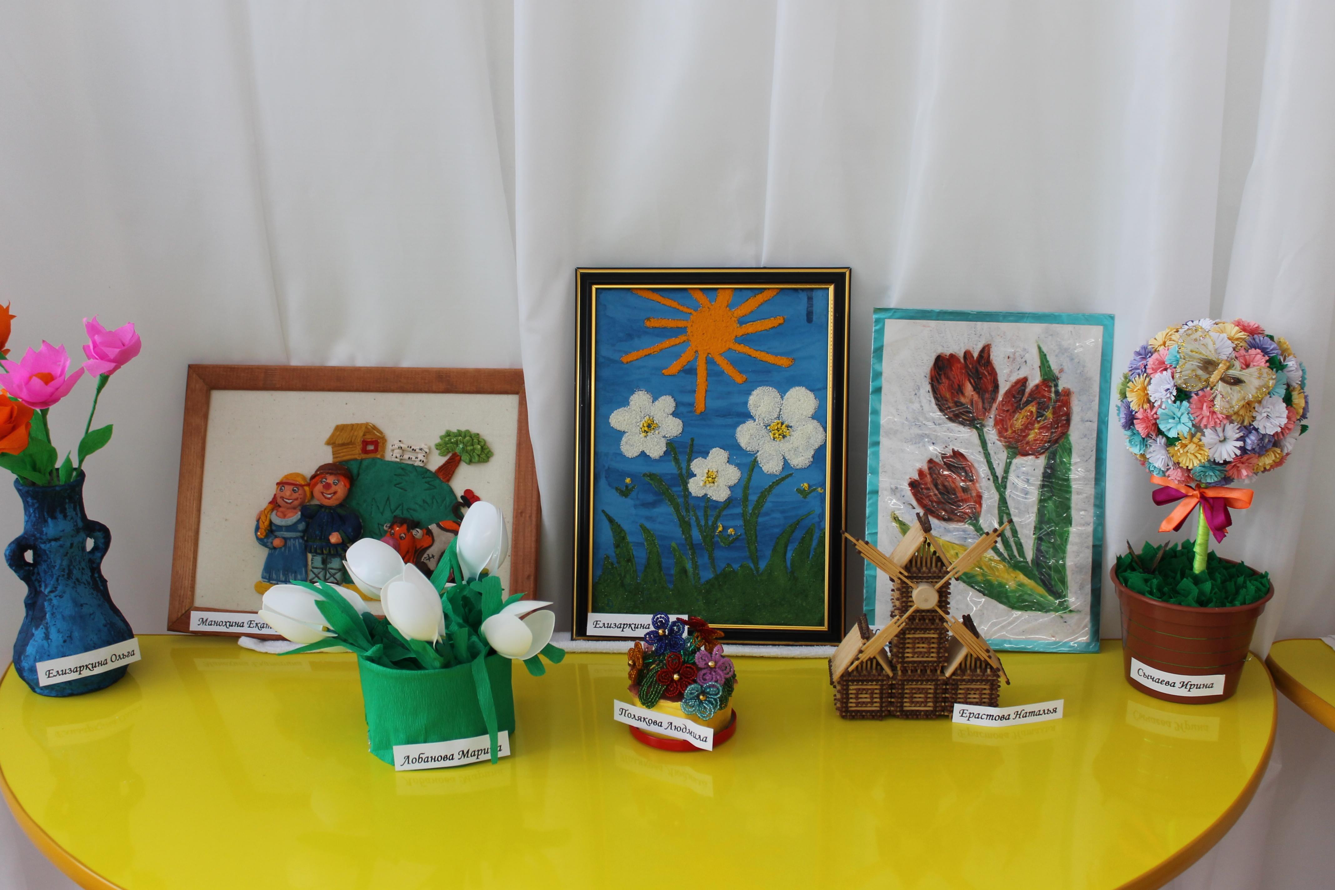 Новогодняя поделка в детский сад на выставку 25